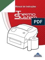 Manual de Instruções - ThermoSystem