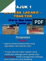 Jentera Ladang - Traktor