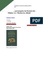recenzie dostoievski idiaotul.doc