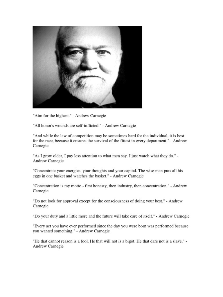 the andrew carnegie reader pdf