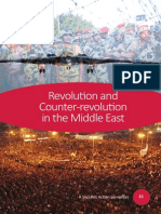 Revolution and Counter-revolution in the Middle East
