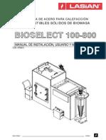 Manual Caldera Lasian BioSelect 100-150-200-250-325-500-800