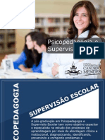 Pós-graduação em Psicopedagogia e Supervisão Escolar - Grupo Educa+ EAD