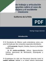 Mercados de trabajo-De la Peña