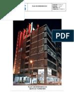 Plan de Emergencias Edificio Torre Rem