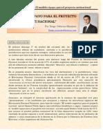 El modelo cipayo para el proyecto anti nacional - Diego Mazzieri.