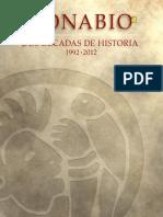 Conabio 2012 Dos Decadas de Historia