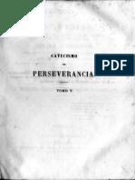 Abate J Gaume - Catecismo de Perseverancia Tomo 5-8