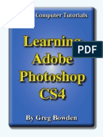 Learning Adobe Photoshop CS4 - Introduction
