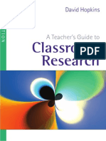 A TEACHER GUIDE TO CLASSROOM RESEARCH.pdf