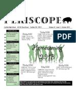 Periscope 2013-2014, Issue 1