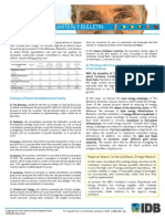 The Caribbean Region Quarterly Bulletin