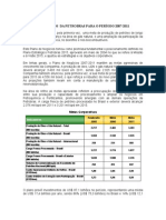 Plano de Negocios Petrobras 2007 a 2011