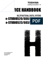 Service Handbook-TOSHIBA eStudio  520, 523, 600, 623, 720, 723, 850, 853.pdf