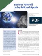 Autonomous Asteroid Exploration