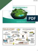 Energias Renovables (13-03-2013)