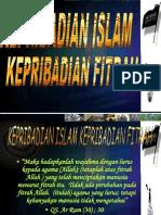 kepribadian islam kepribadian fitrah.ppt