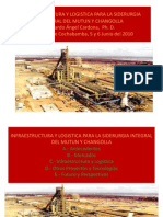 Infraestructura y Logistica Para La Siderurgia-data Show,Efinalbis