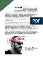 Gordon Novel