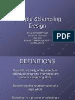 sampling design.ppt