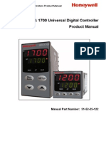 Manual Indicador Udc1200 Honeywell