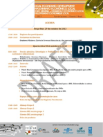 Draft Agenda II LED FORUM Port