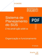 Sistema Planejamento Sus v1 3ed