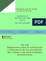Present a Cio Nds 109