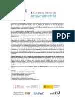 CONGRESO arqueometria