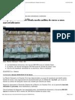 Un grupo de timadores estafa medio millón de euros a unos narcotraficantes | España | elmundo.es