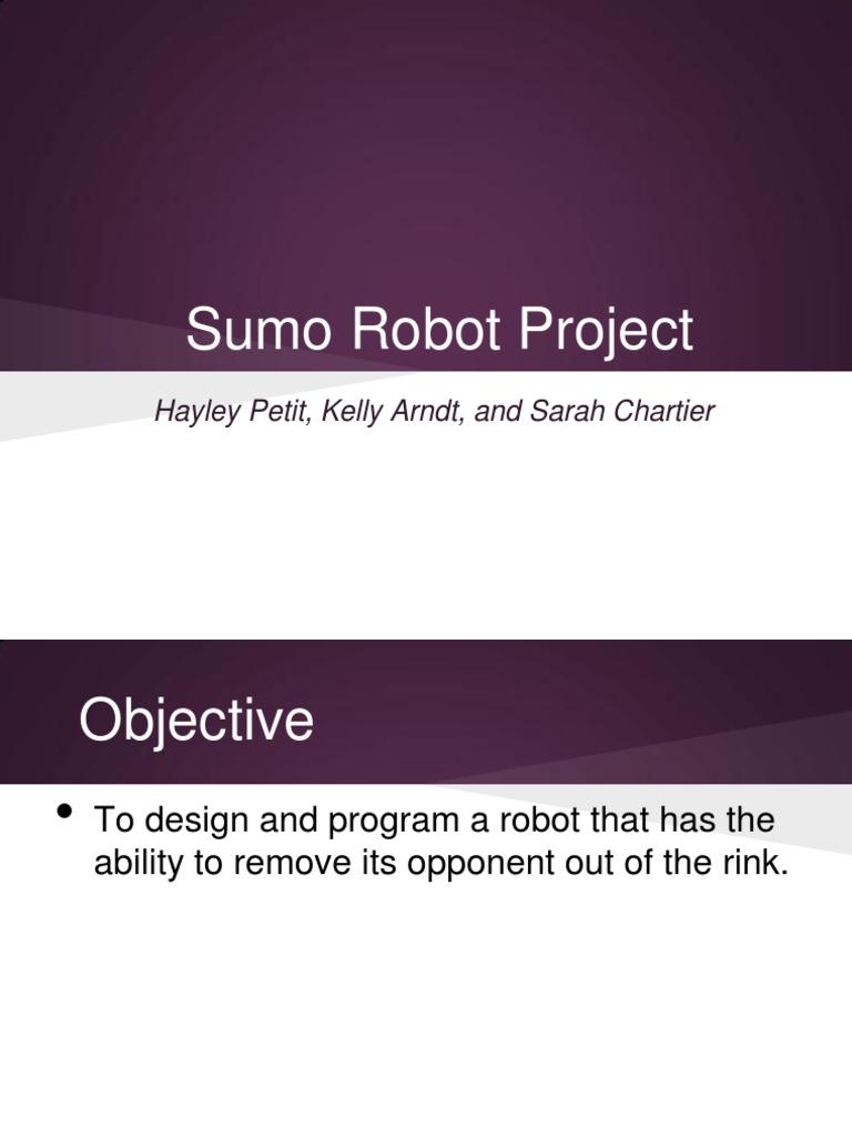 sumo robot | Engrenagem | Torque