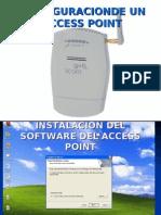 Configuracion de Un Access Point.
