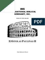 08 - EPÍSTOLAS PAULINAS II