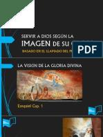 A LA IMAGEN DE SU GLORIA
