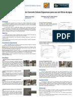 Paula - Avaliação das propriedades do concreto celular para uso em filtros
