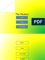 the packers ppt