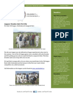 Czech Cricket October 2013 Newsletter
