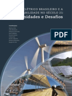 o Setor Eletrico Brasileiro e a Sustentabilidade No Sec 21-Oportunidades e Desafios -PDF Leve