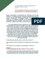 ANGUSTIAS DE LOS MORIBUNDOS QUE DESCUIDARON SU SALVACIÓN por San Alfonso María de Ligorio