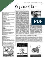 Veganzetta - Digest - 1 settembre 2008