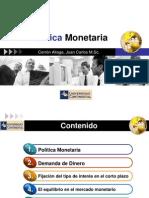 Semana 13 - Política Monetaria.pdf