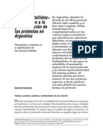 Delamata 2002 - De los estallidos provinciales a la generalización de las protestas en Argentina