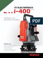 ETH400 Manual ES