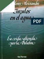 Aleixandre Dolores - Circulos en El Agua