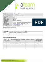 EMERGENCY MEDICINE Application Form.doc