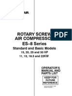 Sullair Air Compressor Parts Catalog