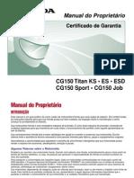 CG 150 Titan, Sport e Job 2005