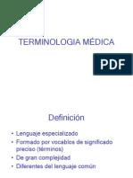 Terminologia Medica Eponimos y Demas