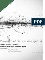 Proyecto de Gestión Energética