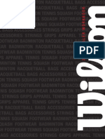 2011 Tennis Workbook